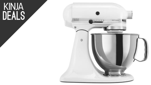 Today's Best Deals: Discounted KitchenAid, Clever Yard Care, and More