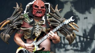 GWAR Guitarist Found Dead on Tour Bus