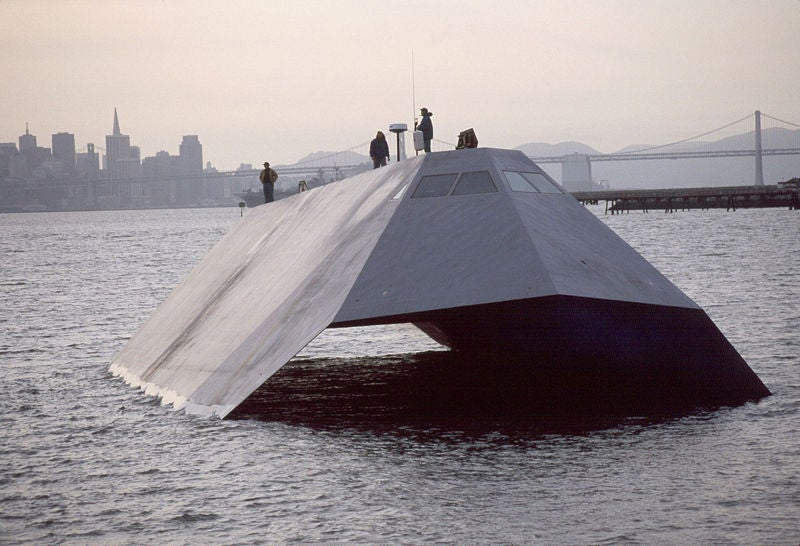 Always Wanted a Stealth Boat? The Navy Is Giving This One Away
