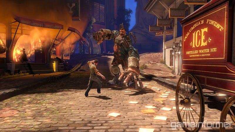 To BioShock Infinite, And Beyond!