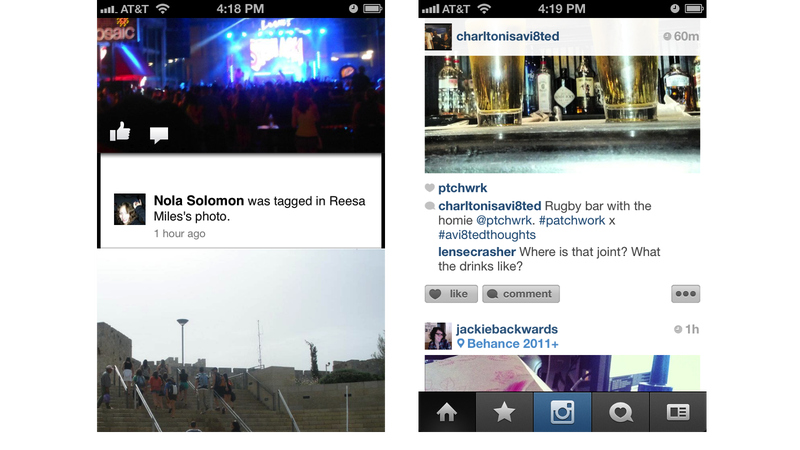 Facebook Camera vs. Instagram: Ultimate Mobile Photo Sharing Smackdown