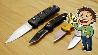 What's the Best Everyday Carry Knife?