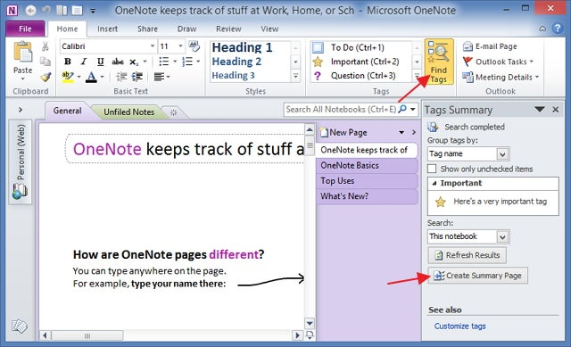 OneNote Summaries, Flickr Viewers, and Testicular Health