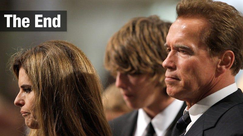 Arnold Schwarzenegger and Maria Shriver Split Up