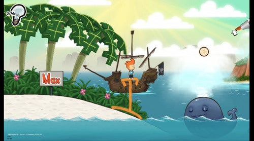 Max & The Magic Marker Preview: For Those With Imagination