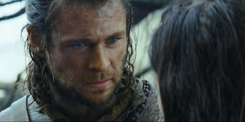 How Snow White's Huntsman morphed from grizzled old Sean Connery into Thor
