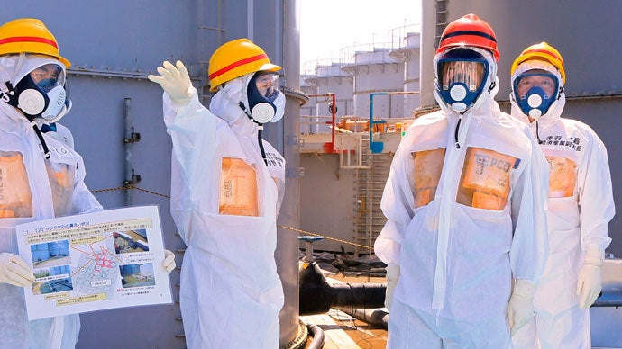 New study suggests humans could become radiation-resistant