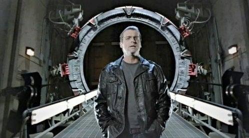 What's Michael Shanks Doing Back On Stargate?