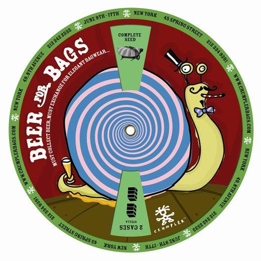 Crumpler's Beer For Bags Swap Starts June 9
