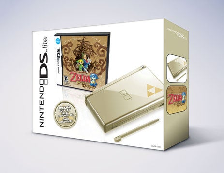 DS Lite Bundles Get Official In Time For Holidays