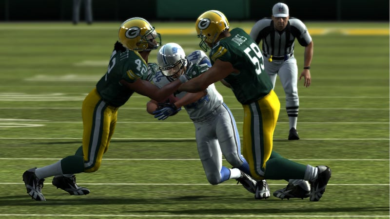 Madden NFL NFC North and NFC South