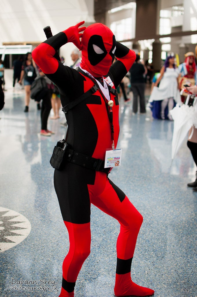 What's the greatest cosplay character or concept of all time?