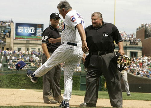 "Lou Piniella Doesn't Live By Your Namby-Pamby ""Laws"""