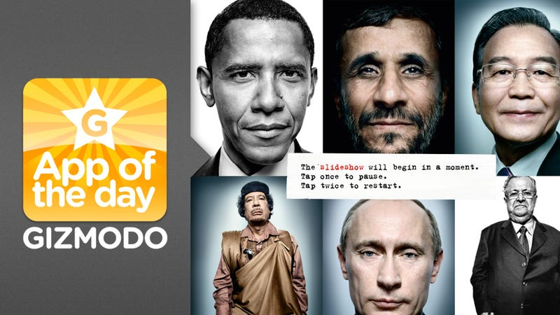 POWER Platon for iPad: Powerful People Are Extremely Interesting