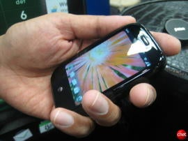 Palm Makes Gadget Reviewers Look, Not Touch
