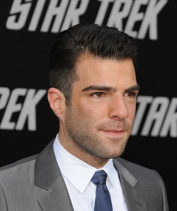 Can Zachary Quinto Act Without Prosthetic Ears?