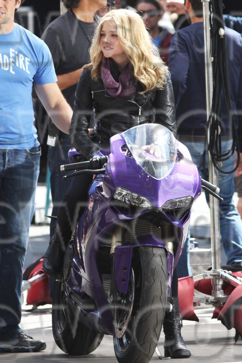 Kick-Ass 2 Set Photos