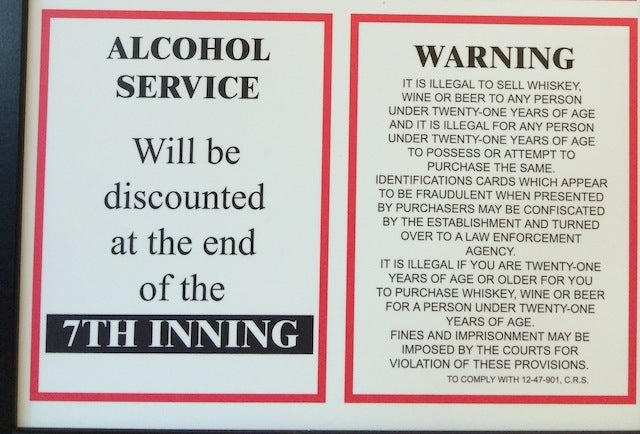 Typo Dramatically Alters Meaning Of Sign About Beer Sales