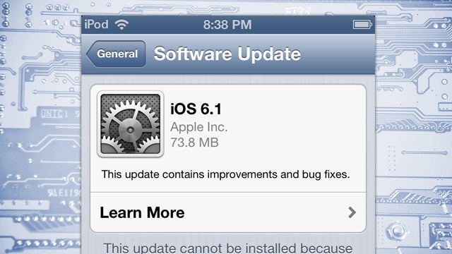 iOS 6.1 Is Out with a New Siri Feature, iTunes Match Improvements, and More