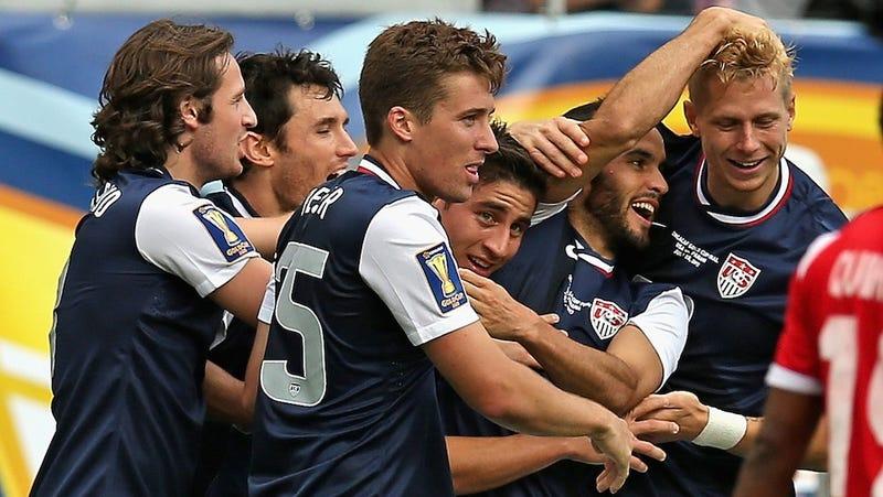 Under Jürgen Klinsmann, U.S. Soccer Finally Plays The Beautiful Game