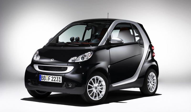 Tiny Tim Would Drive A Smart ForTwo
