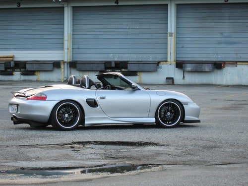 For $35,000, This Boxster's Already had its Fifteen Minutes