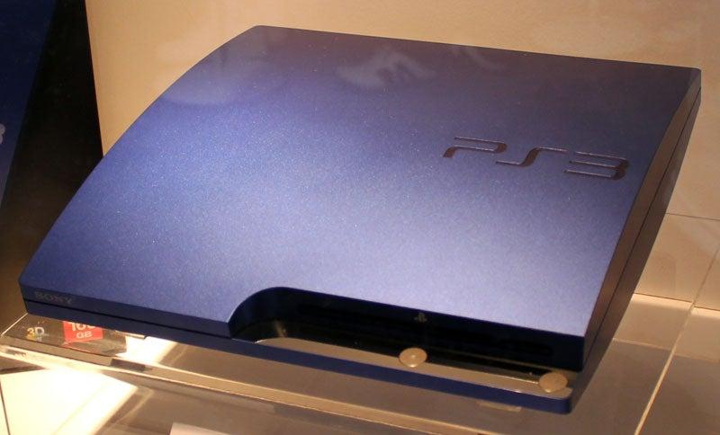 Gran Turismo 5 'Titanium Blue' PS3 Looks Pretty, Classy