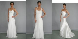 Bridal Season Continues With A Flurry Of Lookalike White Gowns