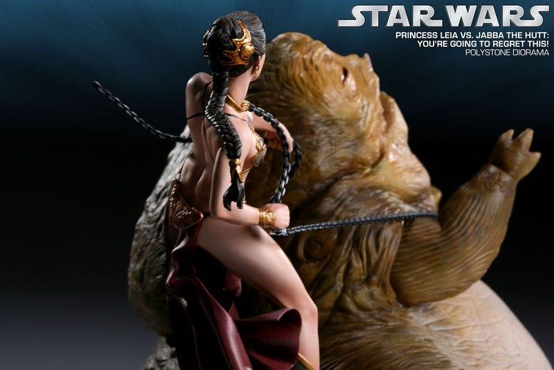 EL RINCON DEL TARADETE: Chicas de Star Wars