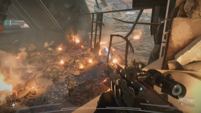Killzone: Shadow Fall Announced For PS4 [Now With HD Video]