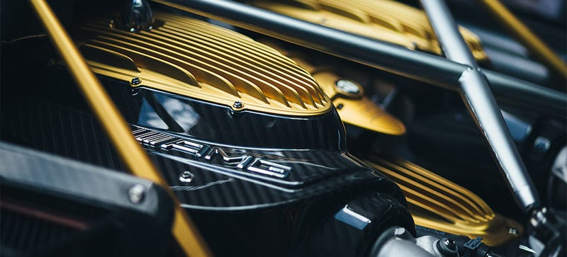 Your Ridiculously Awesome Pagani Huayra Engine Wallpaper Is Here