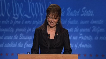 Tina Fey as Sarah Palin, Now With Queen Latifa!