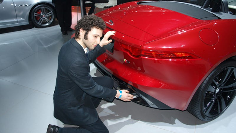 Inappropriately Touching The Best Cars Of The New York Auto Show