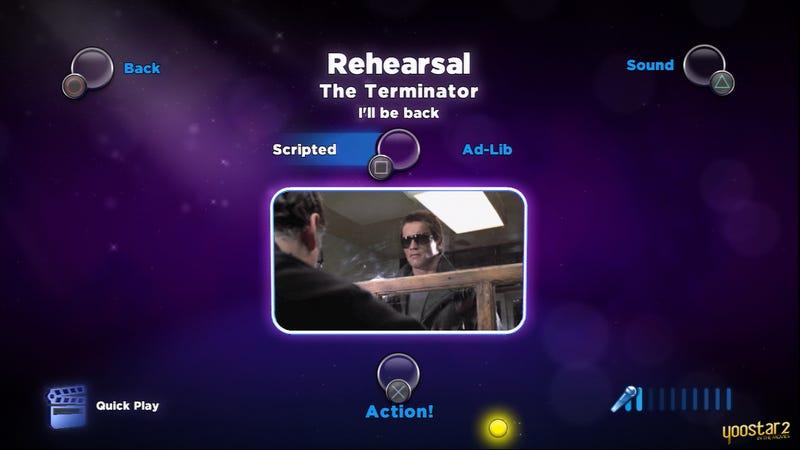 Yoostar 2 'Terminator' Performance