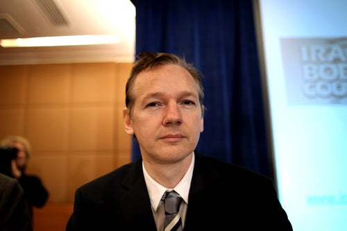 Ecuador Wants Julian Assange to Live and Work There