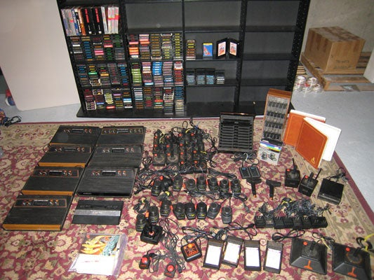 Ultimate 1,700+ Piece OCD Video Game Collection Up for Grabs on eBay