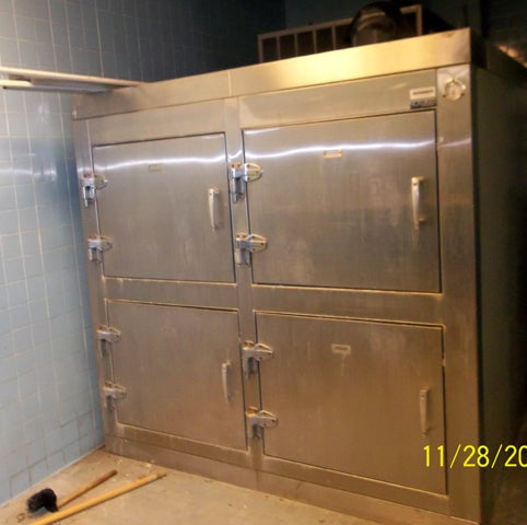 You Can Buy Your Very Own Used Morgue Fridge on Ebay Right Now