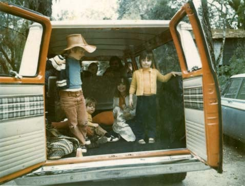Forget The Station Wagon: Family Van!