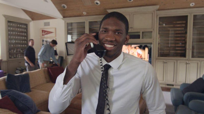 Joel Embiid's Twitter Recruitment Of LeBron James Is Adorable