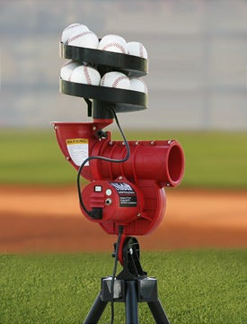 The Pitching Machine With a Taste For Blood