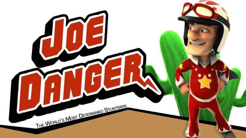 Joe Danger Coming to iOS, Bringing Shark Wrestling With It