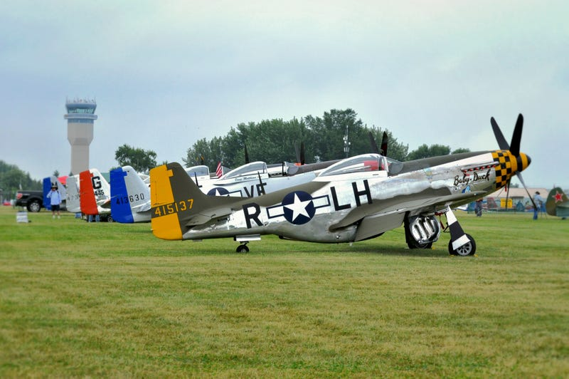 The Most Beautiful Planes At EAA AirVenture 2014
