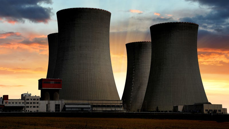The UK Is Building Its First Nuclear Plant in a Quarter Century