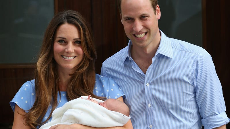 We Kinda Wanted the Royal Baby to Be a Girl