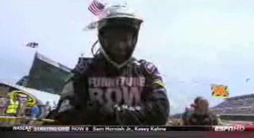 "ESPN Announcer To Black NASCAR Crew Member: ""Tap Dance For Us"""