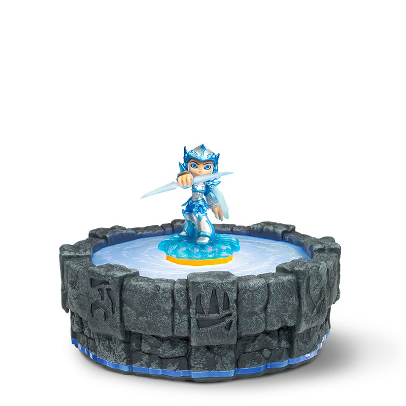 My Favorite New Skylander is the Most Human. Also, She Throws Narwhals.
