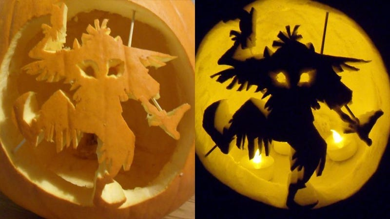 The Best Gaming Pumpkins of the Season!