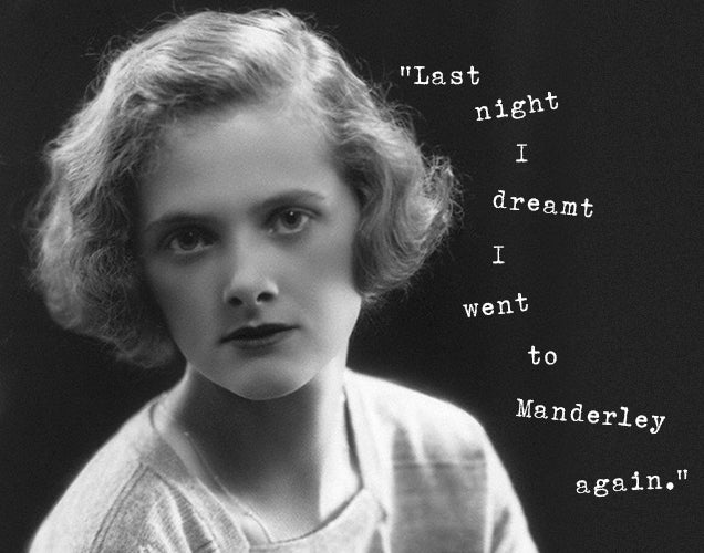 On Daphne du Maurier and Her Rebecca