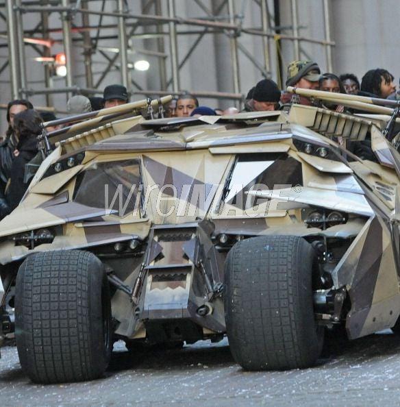 Dark Knight Rises Set Photos Gallery (ComingSoon.Net)