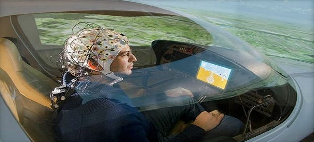 """Mind-Controlled"" Airplanes Might Just Be A Thing"